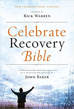 Celebrate Recovery Bible(Softcover) by John Baker