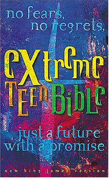 NKJV Extreme Teen Bible - Just A Future with a Promise