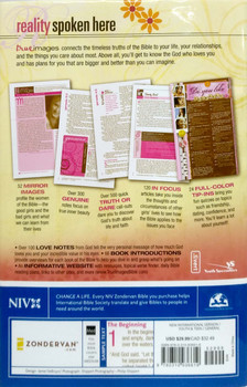 NIV True Images : The Bible for Teen Girls (Hardcover)