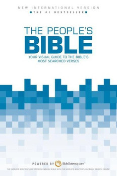 NIV The People's Bible(Hardcover) : Your Visual Guide to the Bible's Most Searched Verses
