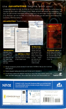 NIV Revolution: The Bible for Teen Guys (Hardcover)