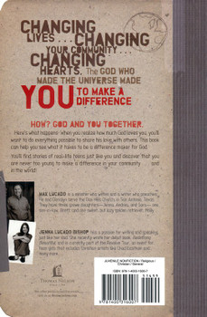 You Were Made to Make A Difference (Teens)- Max Lucado, Jenna Lucado Bishop