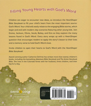 HeartShaper Bible Storybook(Ages 4 to 8) by Catherine DeVries