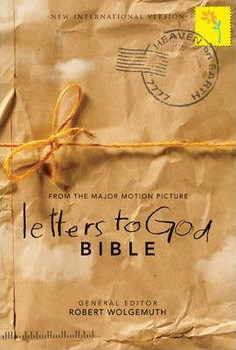 Letters to God Bible NIV
