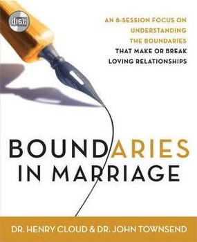 Audiobook - Boundaries in Marriage: That Make or Break Loving Relationships (AUDIO CDs) by Dr. Henry Cloud, Dr. John Townsend
