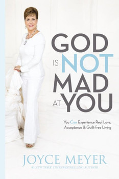 Audio Book - God Is Not Mad At You by Joyce Meyer. Unbridged on 7 CDs