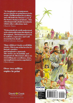 The Children's Bible in 365 Stories. David Cook publisher.
