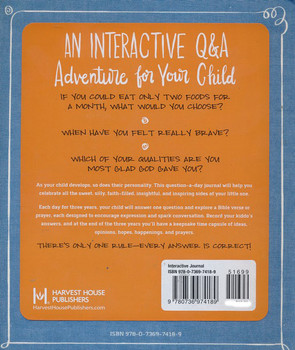 Question of the Day: Capture the Conversations with Your Child--A 3-Year Journal