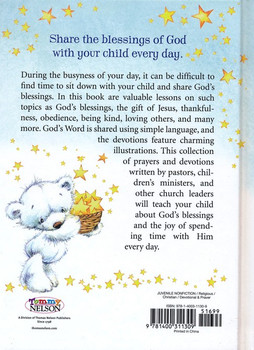 God's Blessing Day By Day: My Daily Devotional for Kids(Age 8 & up)