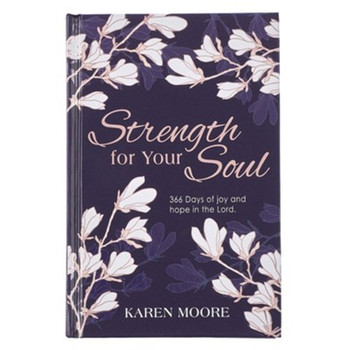 Strength For Your Soul Devotional-Hardcover