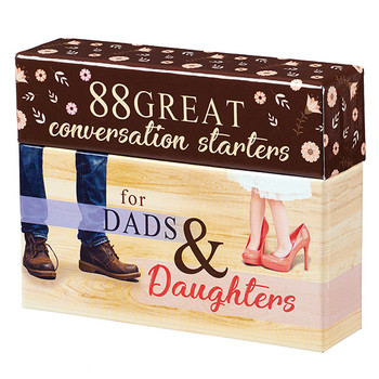 Conversation Starters - 88 Great Conversation Starters For Dads & Daughters