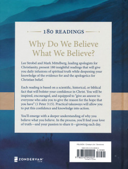 The Case for Christ: Daily Moment of Truth by Lee Strobel with Mark Mittelberg