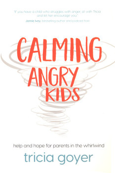 Calming Angry Kids: Help and Hope for Parents in the Whirlwind by Tricia Goyer