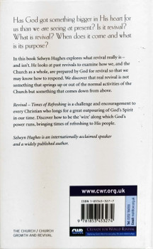 REVIVAL - Times of Rereshing(Hardcover) by Selwyn Hughes