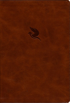 NKJV Spirit-Filled Life Bible - BROWN Leathersoft. 10pt type with Red Letter. Revised & Updated Third Edition, by Jack W. Hayford.