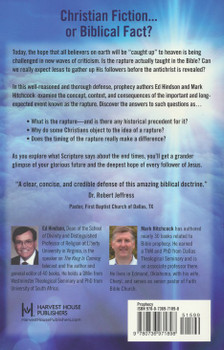 Can We Still Believe In The Rapture? by Ed Hindson, Mark Hitchcock