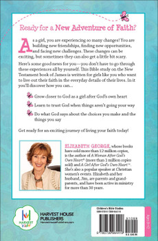 Living Your Faith(Ages 8-12): A Journey Through James by Elizabeth George