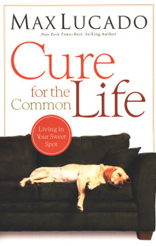 Cure for the Common Life - Living in Your Sweet Spot by Max Lucado.