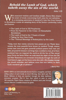 Lamb of God: Yesterday, Today, and Forever by Benny Hinn