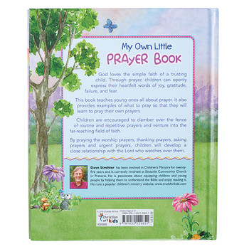 My Own Little Prayer Book Hardcover by Dave Strehler(Hardcover) for Ages