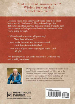 Fret Busters  by Roy Lessins. God's Peace for Your Problems Today (Hardcover)