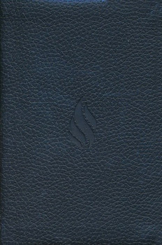 ESV Value Compact Bible. TruTone, Midnight Flame. Pocket Size.