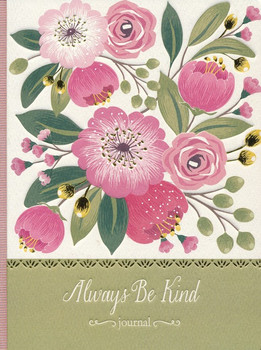 Always Be Kind: Gratitude Journal by Ellie Claire