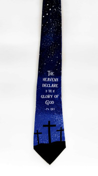 Tie - Heavens Declare The Glory Of God (Polyester)