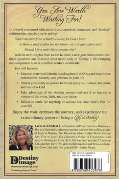 The New Lady in Waiting: Becoming God's Best While Waiting for Mr. Right by Jackie Kendall