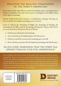 Unlimited Anointing: Secrets to Operating in the Fullness of God's Power by Dennis Goldsworthy-Davisby