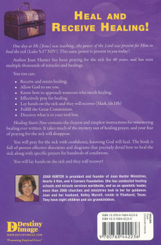 Healing Starts Now! Complete Training Manual(Expanded Edition) by Joan Hunter