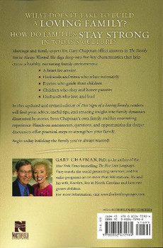 The Family You've Always Wanted by Gary Chapman - Five Ways You Can Make It Happen