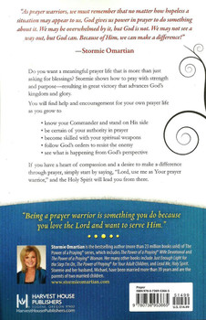 Prayer Warrior by Stormie Omartian - The Power of Praying Your Way to Victory