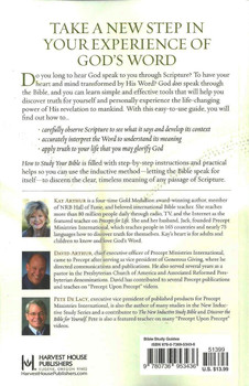 How to Study Your Bible by Kay Arthur - Discover the Life-Changing Approach to God's Word