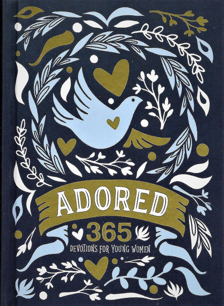 ADORED - 365 Devotions for Young Women