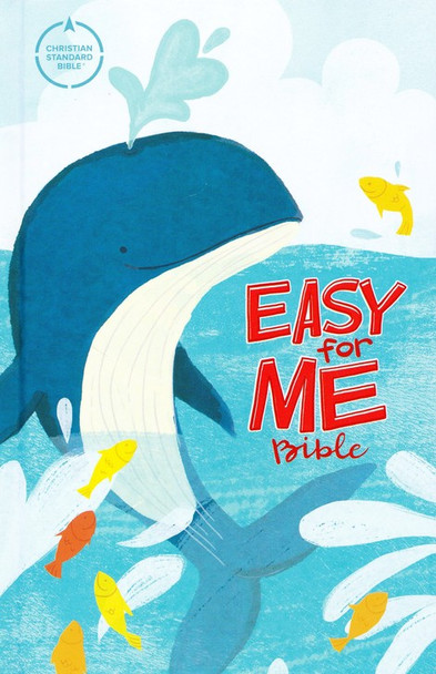 CSB Easy for Me Bible for Early Readers(Ages 4-8) Hardcover