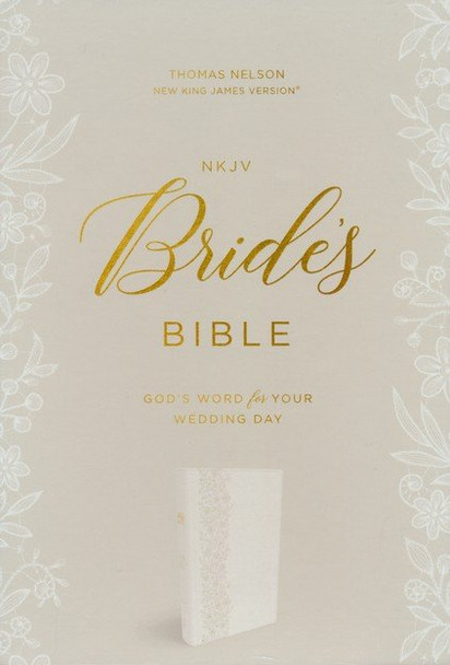 NKJV Bride's Bible, Front of Box Case