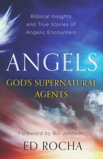 Angels:  God's Supernatural Agents Biblical Insights And True Stories Of Angelic Encounters  by Ed Rocha