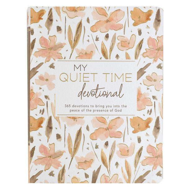 My Quiet Time Devotional(Softcover)