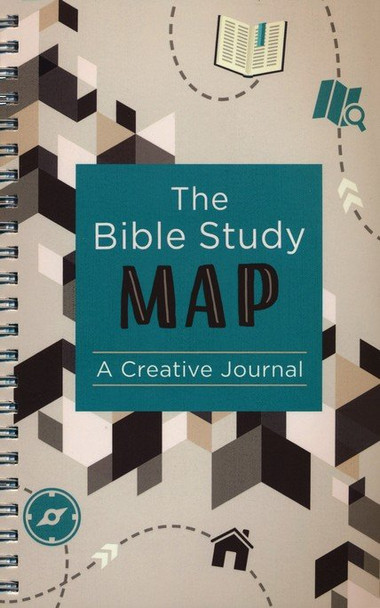 The Bible Study Map A Creative Journal