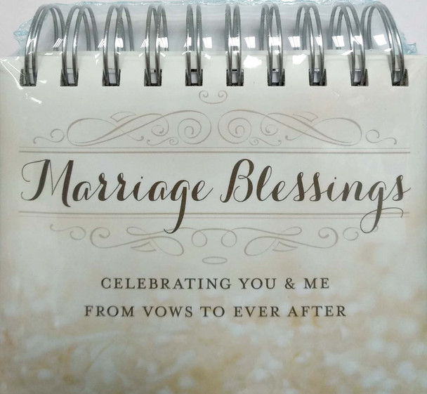 Marriage Blessings - Celebrating You & Me From B=Vows to Ever After