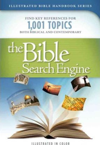 The Bible Search Engine by Pamela L McQuade