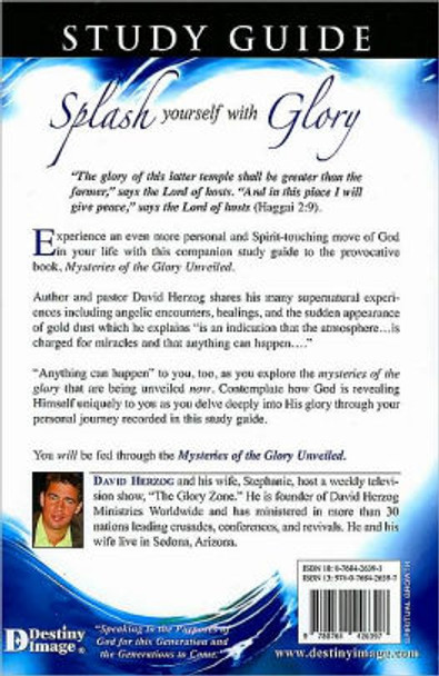 Mysteries of the Glory Unveiled Study Guide: A New Wave of Signs & Wonders  by David Herzog