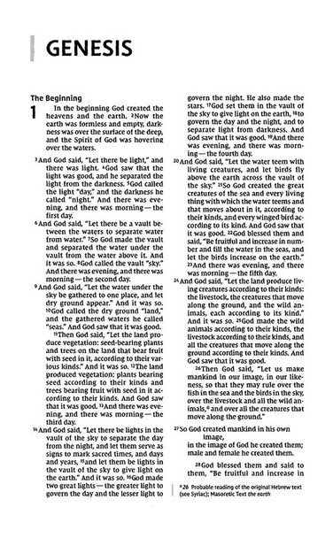 NIV Thinline Bible NAVY, Bonded Leather, 9.4pt with Red Letter
