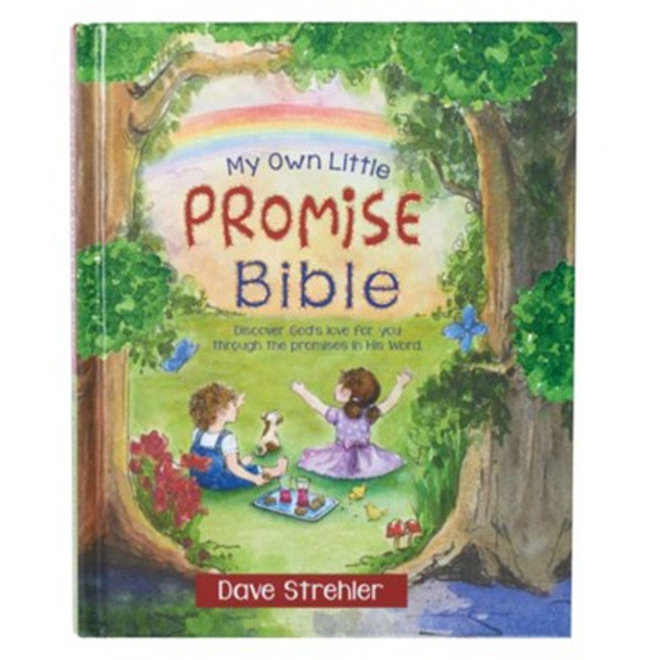 My Own Little Promise Bible by Dave Strehler(Hardcover) for Ages 6-10