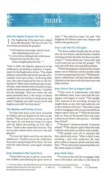 Fulfilled: The NIV Devotional Bible for the Single Woman.  Caribbean Blue-Turquoise Italian Duo-Tone