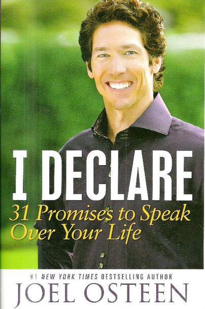 I Declare: 31 Promises for your life - Joel Osteen