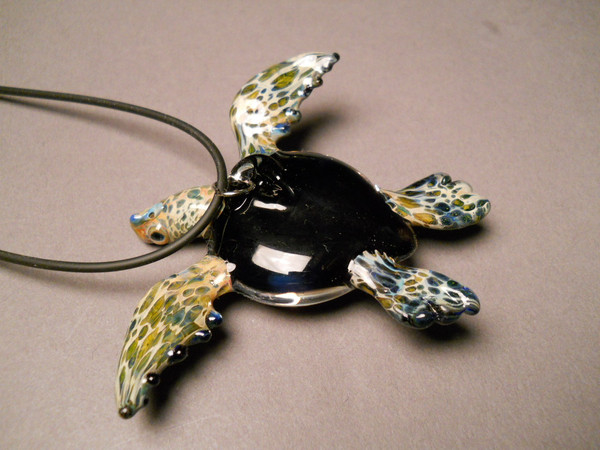 Under side of Pendant Jewelry