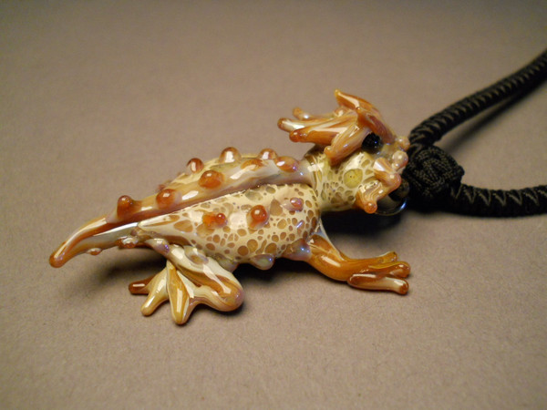 Horny Toad Pendant