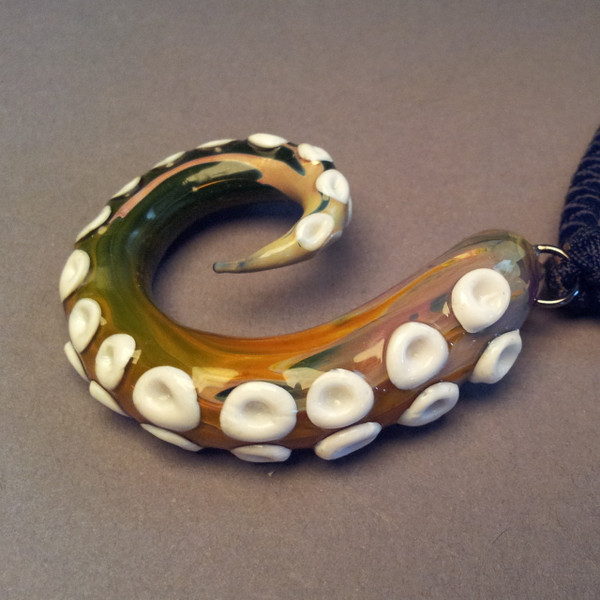 Tentacle pendant Jewelry